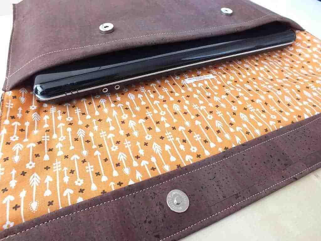 Xianna Cork Laptop Sleeve