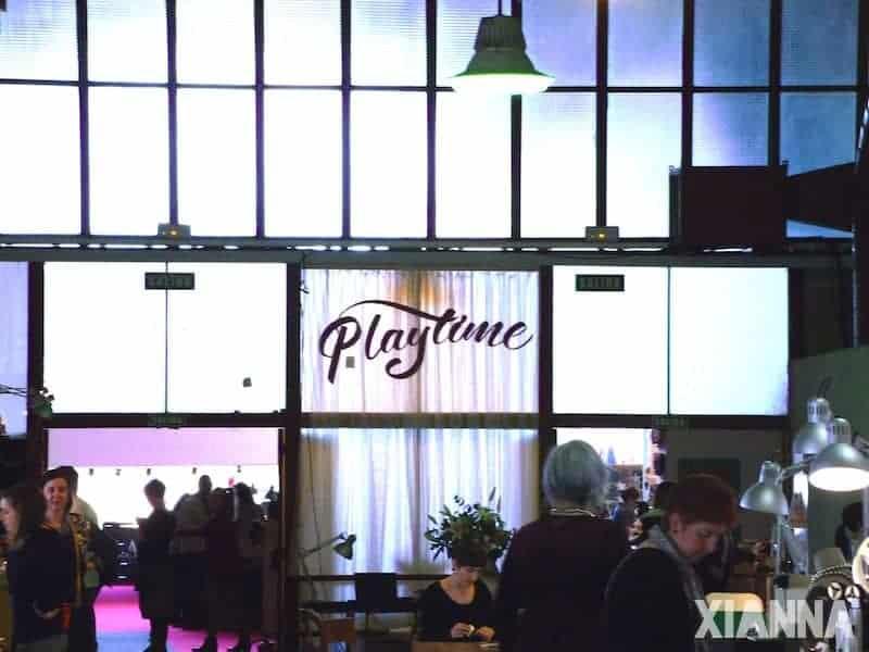 Nomada Market Playtime Edition