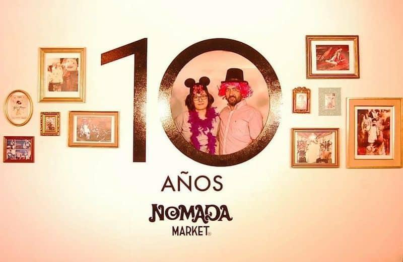 10 años Nomada Market