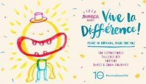 Nomada Market Vive la Différence!