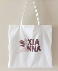 Organic cotton tote bag Xianna