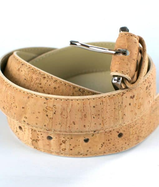 cinturón de corcho