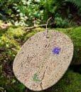 fuente de corcho natural