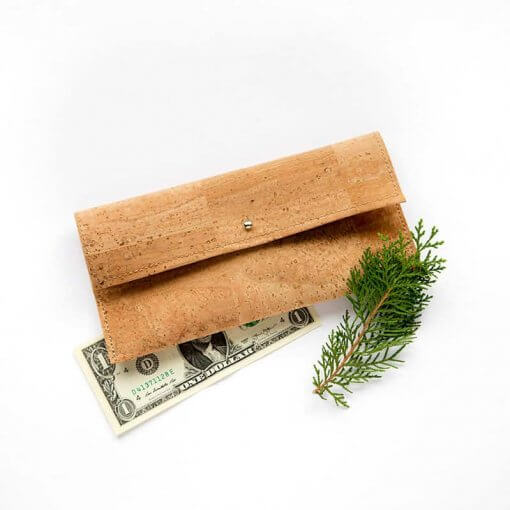 cartera de corcho natural ecologica