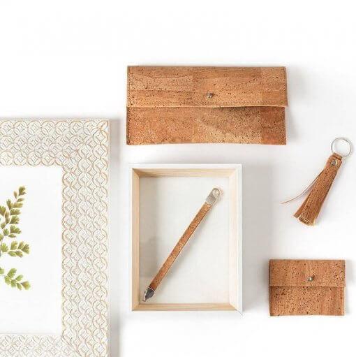 cartera de corcho natural ecologica minimalista coleccion 2