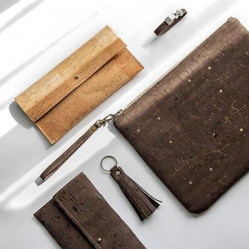 cartera de corcho natural ecologica minimalista coleccion 3