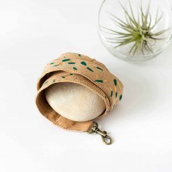 correas intercambiables para bolsos corcho estampado