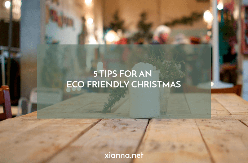 eco friendly christmas
