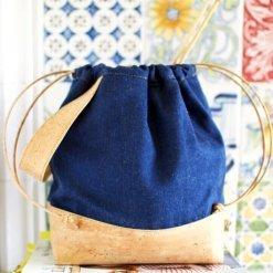 knitting project bag xianna